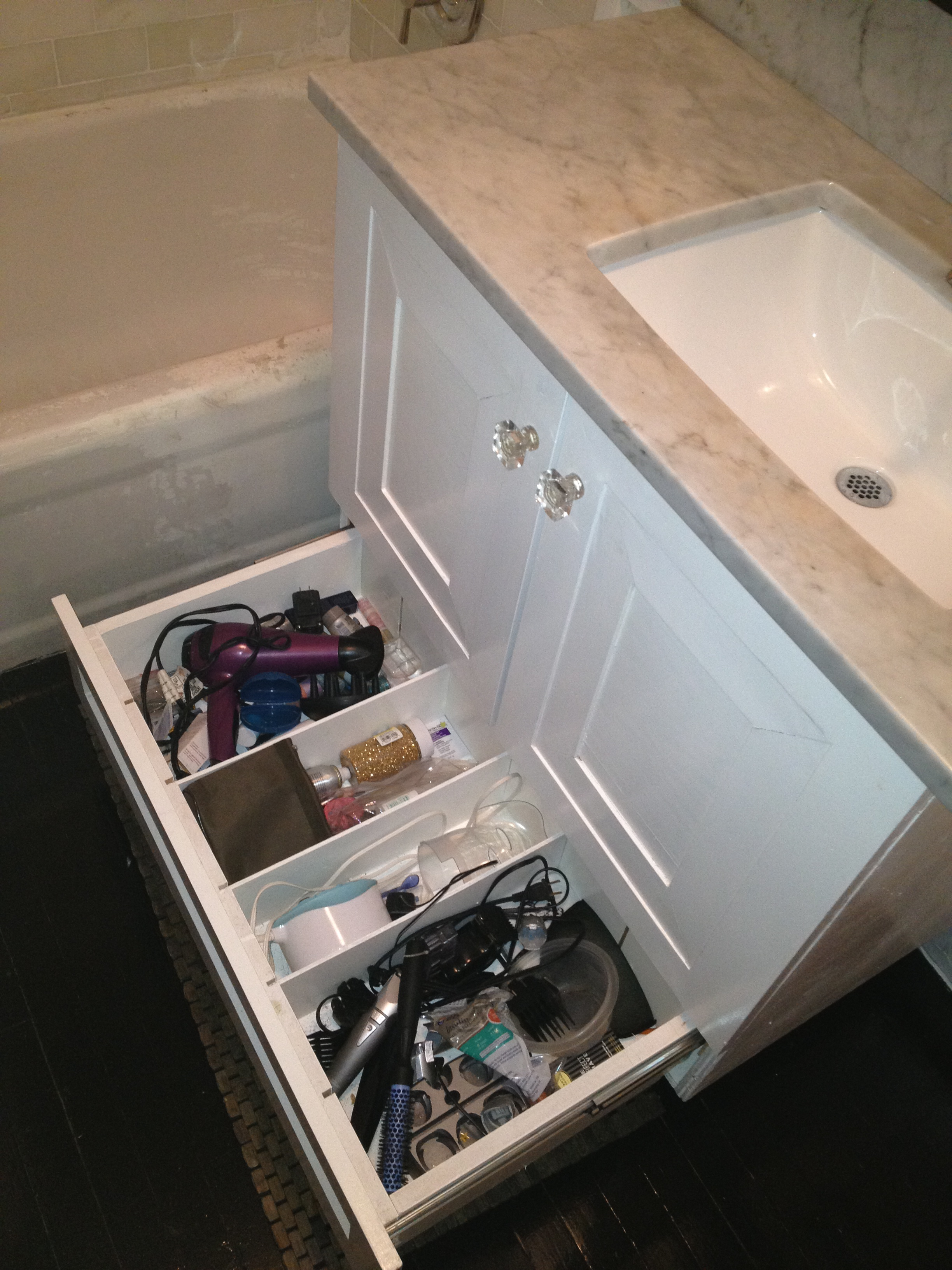 Custom Bathroom Vanities Brooklyn brooklyn better space | custom kitchens, bathrooms, storage