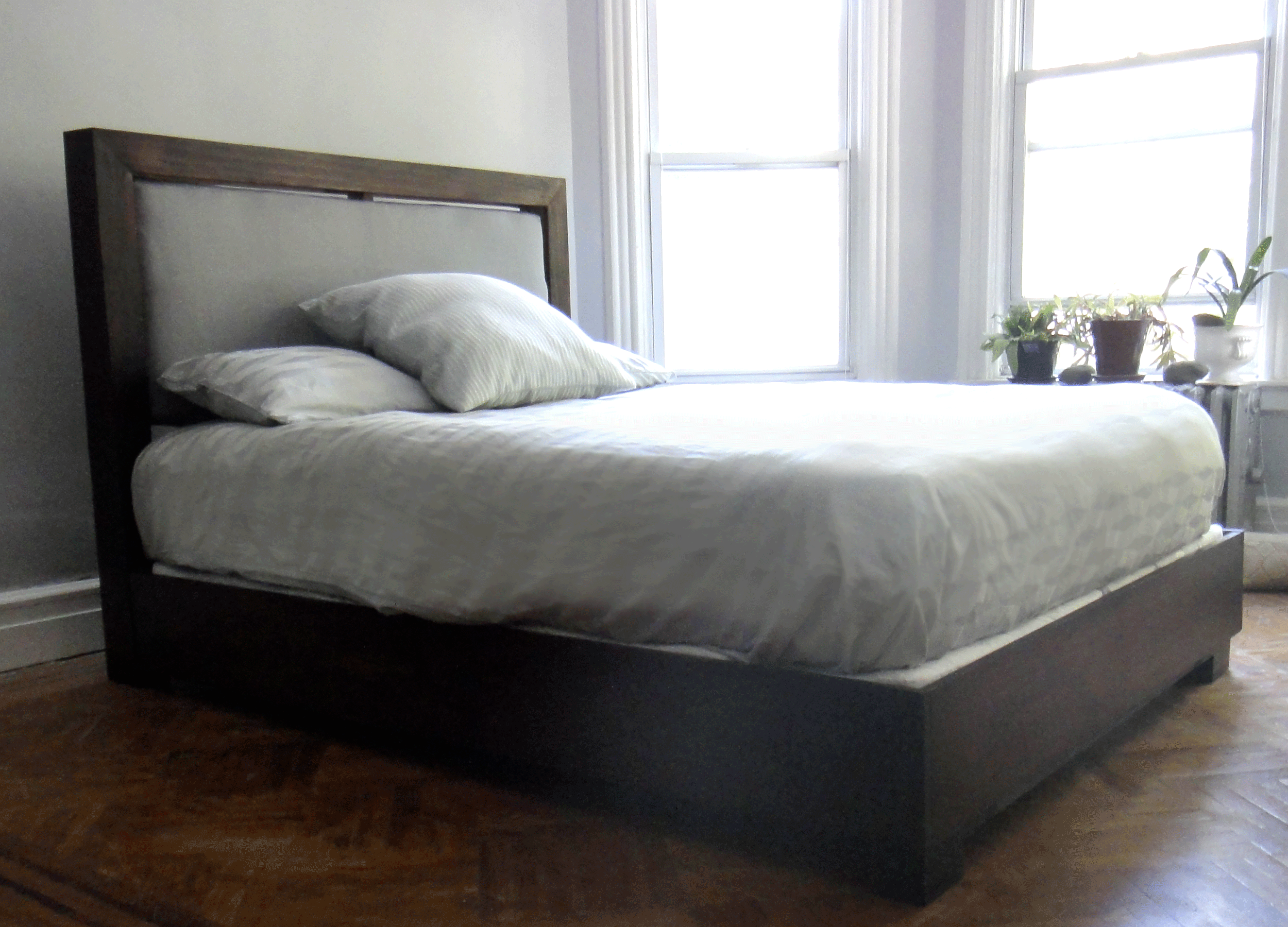 Custom Bed Frame Brooklyn Better Space
